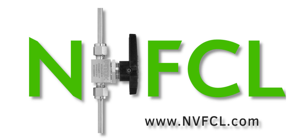 NVFCL-FITOK Valves, Twin Ferrule Fittings, Gas & Fluid Components
